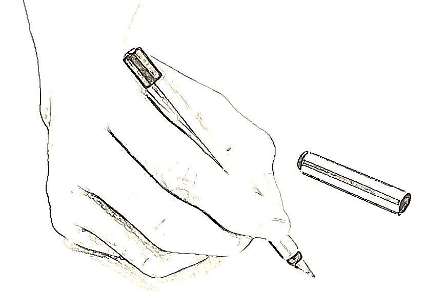 pen writing final